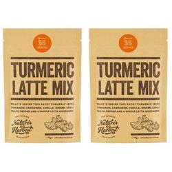 2 x Turmeric Latte Mix Drink Blend 70g