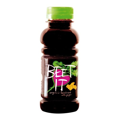 Organic Beetroot & Ginger Drink 250ml