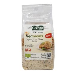 Organic Classic Vegan Burger Mix with Soya & Quinoa 160g (Makes 4 Burgers)