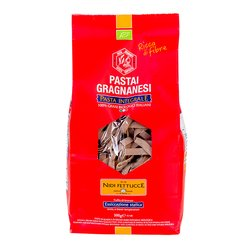 Organic Whole Wheat Fettuccine Gragnano Pasta 500g