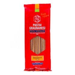 Organic whole wheat Spaghetti Gragnano Pasta 500g