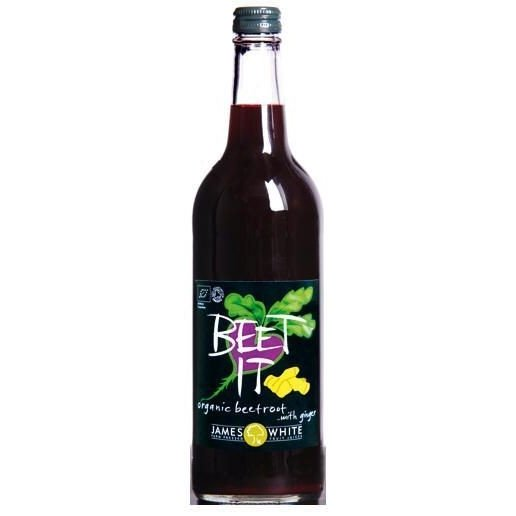 Organic Beetroot & Ginger Juice 750ml