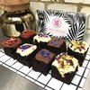 8 'Floral Collection' Vegan Chocolate Brownie Gift Box