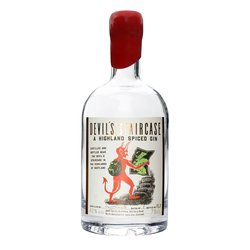 'Devil's Staircase' Highland Spiced Craft Gin 70cl