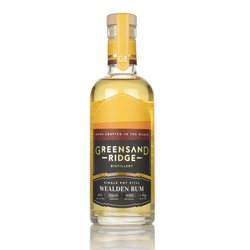 Aged Single Pot Still Wealden Craft Rum 50cl
