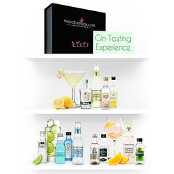 Gin Tasting Experience Gift Set (3 Month Gin Box Subscription)