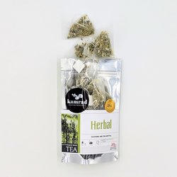 Herbal Tea Bags with Sage, Chamomile & Lemongrass (10 Bags)
