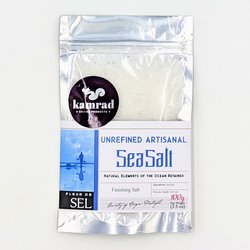 Fleur de Sel Artisan Sea Salt Unrefined 100g