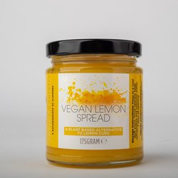 Vegan Lemon Spread 175g