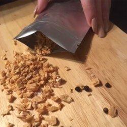 100g Dried Smoked Garlic Flakes Seasoning