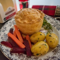 Scottish Steak & Ale Puff Pastry Pie 250g