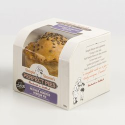 Heather Honeyed Venison Puff Pastry Pie 250g