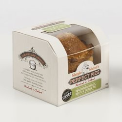 Scottish Vegetarian Haggis & 'Neeps & Tatties' Puff Pastry Pie 250g