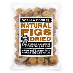 Whole Dried Natural Figs 200g