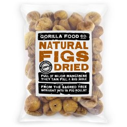Whole Dried Natural Figs 400g