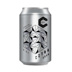 12 Citra Sour Limited Edition Craft London Beer Cans 3.5% ABV (12 x 330ml)