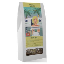 'The Jet-Setter' Jasmine Green Tea 15 Tea Bags
