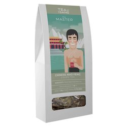 'The Master' Chinese Mao Feng Green Tea 15 Tea Bags