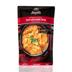 South Indian Lamb Curry Medium Cooking Sauce 340g