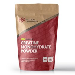 300g Creapure Creatine Monohydrate Powder