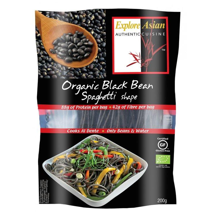 Organic Black Bean Spaghetti 200g