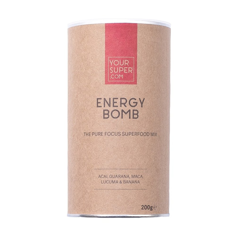 Your Superfoods Organic Energy Bomb Superfood Mix Powder