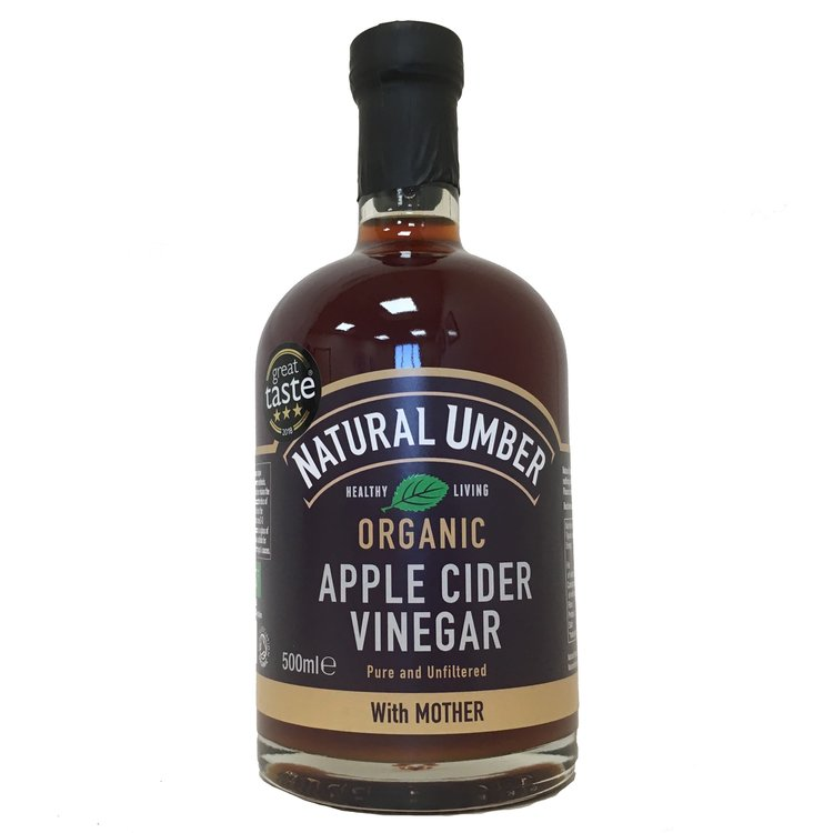 Organic Apple Cider Vinegar with Mother 500ml