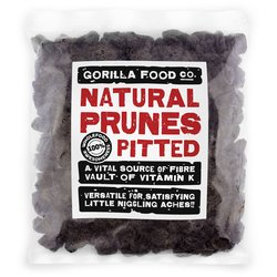 800g Whole Natural Pitted Prunes