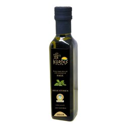 Sage Infused Extra Virgin Olive Oil 250ml