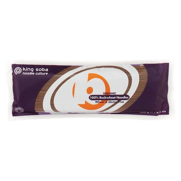 100% Buckwheat Noodles 250g