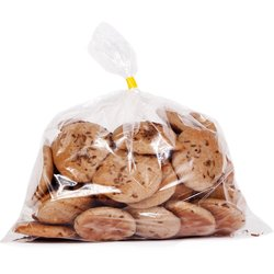 Organic Gluten-Free Buckwheat Bread Bites 1kg