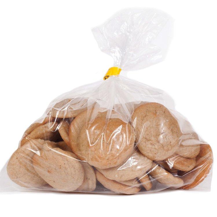 Organic Gluten-Free Rice Bread Bites 1kg
