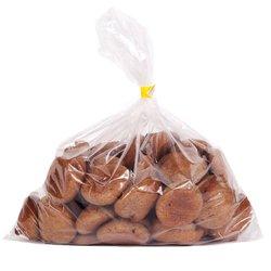 Organic Gluten-Free Linseed Bread Bites 1kg