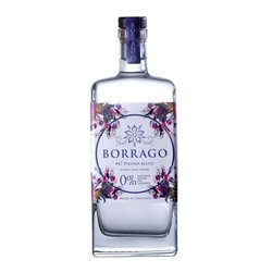 Borrago '#47 Paloma Blend' Non-Alcoholic Spirit with Citrus, Spice & Pepper 50cl