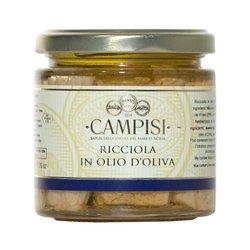 Amberjack Fish Fillets in Olive Oil 220g
