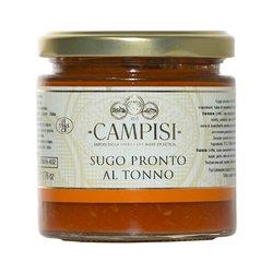 Pachino Cherry Tomato & Tuna Pasta Sauce IGP 220g