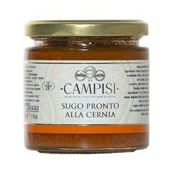 Tomato & Sicilian Grouper Ragu Pasta Sauce 220g