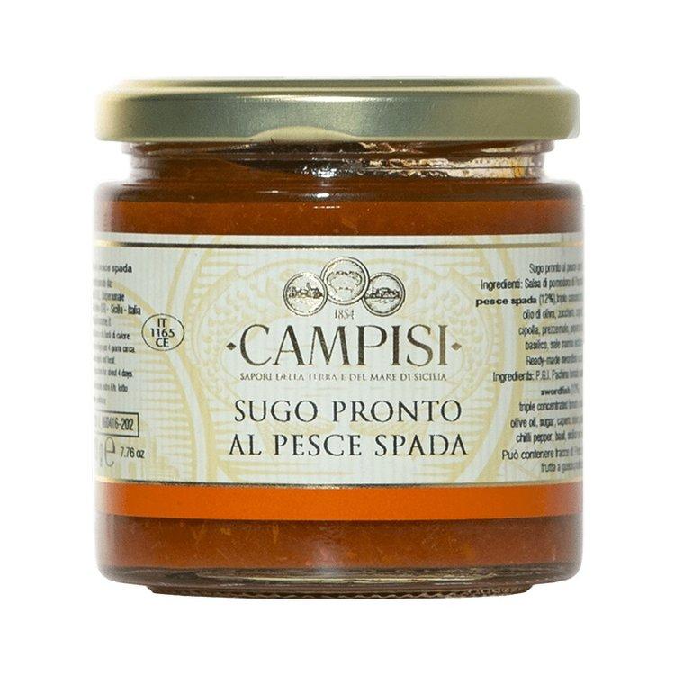 Sicilian Tomato & Swordfish Pasta Sauce 220g
