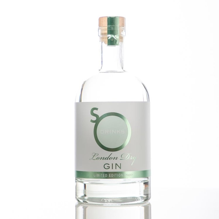 Small Batch London Dry Gin Limited Edition 70cl