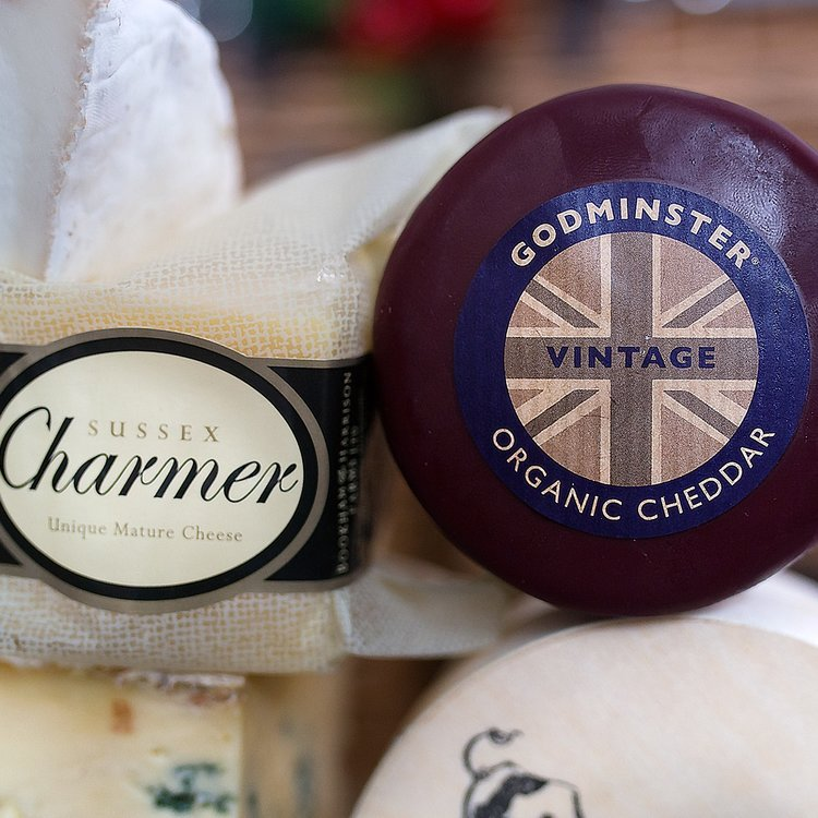 3 Month British Cheese Subscription Club
