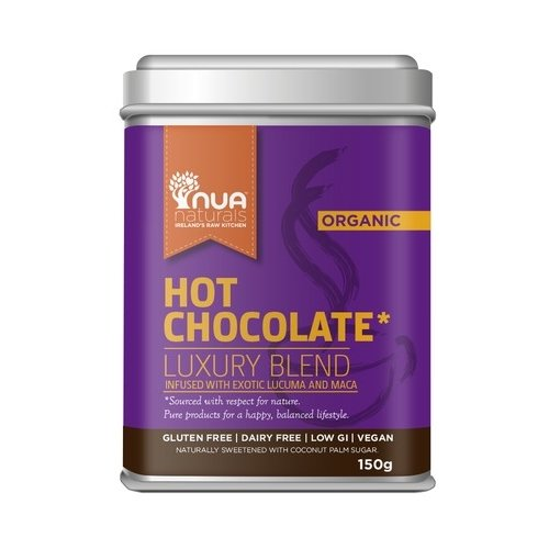 Organic Luxury Hot Chocolate 150g