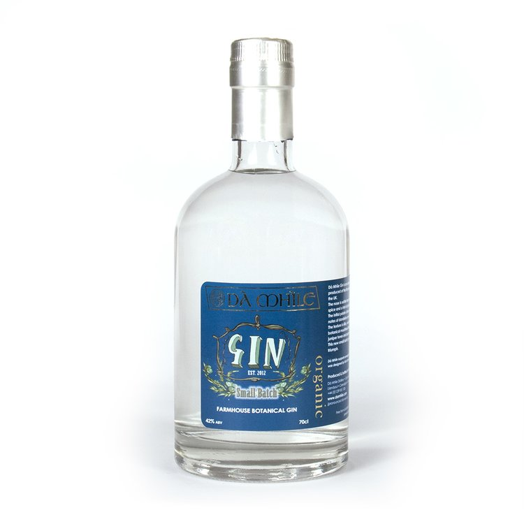 42% ABV. Organic Farmhouse Botanical Gin 70cl