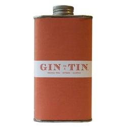 Orange Peel, Nutmeg & Allspice 'No. 1' Winter Gin In A Tin 50cl