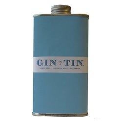 Lemon Peel, Liquorice Root & Cardamom 'No. 2' Gin In A Tin 50cl