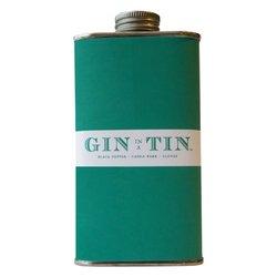 Black Pepper, Cassia Bark & Clove 'No. 3' Gin In A Tin 50cl