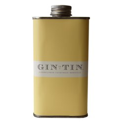Elderflower, Chamomile & Marigold 'No. 5' Gin In A Tin 50cl