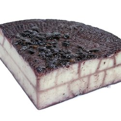 200g Baronerosso Raw Goat's Milk Wine Aged Cheese