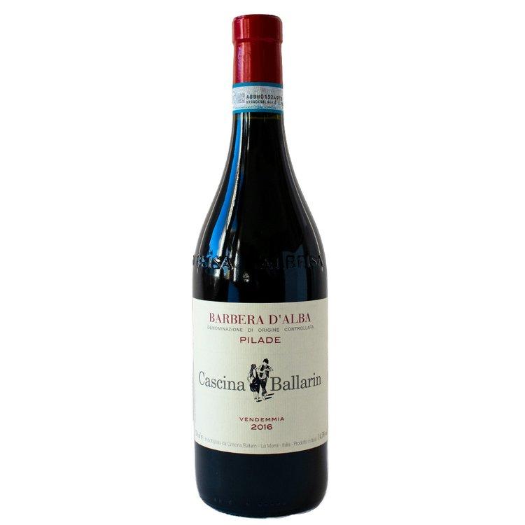 Barbera d'Alba Italian Red Wine DOC