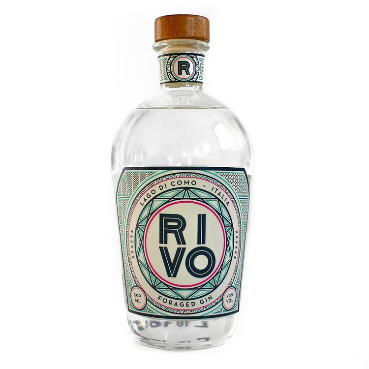 'Rivo' Foraged Italian Gin 500ml
