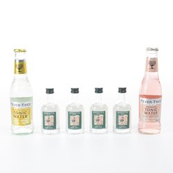 Sipsmith Dry Gin & Tonic Gift Set with Fever Tree Tonic Water
